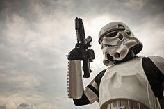 Stormtrooper by Daniel Lewis