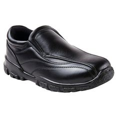 Boys' Deer Stags Recess Slip-on Casual Sneakers - Black : Target