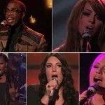 'American Idol' Top 9 Take on Fab Four – Recap [VIDEOS]