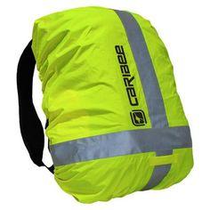 Caribee - Funda impermeable para mochilas de hasta 40 l (reflectante), color amarillo