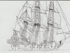 Collab Galleon by Edward-Smee