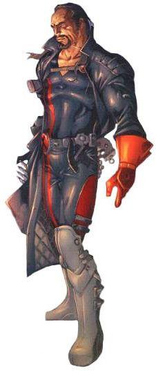 Bishop Marvel | Bishop Marvel Comics