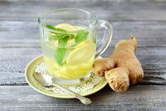 Čaj od đumbira čisti jetru, otapa bubrežne kamence i uništava stanice raka! Ginger Benefits, Tea Benefits, Stomach Remedies, Nutrition, Ginger Tea, Best Tea, Tea Recipes, Superfoods, Healthy Tips