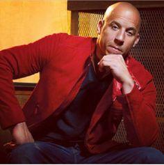 Vin Diesel Vin Diesel, Yorkie, My Friend, New York, Leather Jacket, Mens Fashion, Actors, My Love, Film