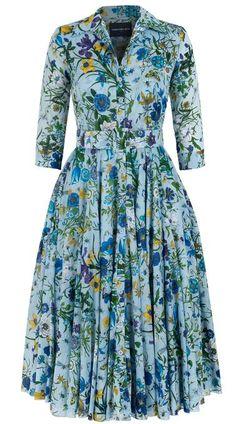 Long Ankara Dresses, Trendy Dresses, Fashion Dresses, Woman Dresses, Summer Dresses, Long Sleeve Chiffon Dress, Kurti Sleeves Design, Full Circle Skirts, Princesa Diana
