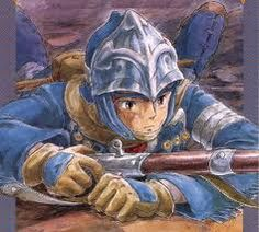nausicaa of the valley of the wind -