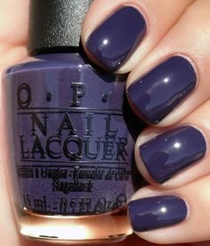 OPI - Miss You-niverse (Miss Universe Mini-Collection—Fall 2013)
