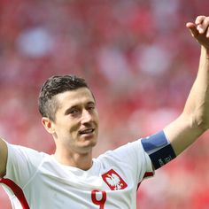 Nawalka: Lewandowski world's best No. 9