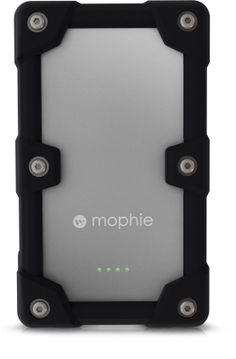 Great for going off the grid with your smartphone, iPad, camera, GPS.