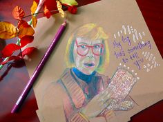 RIP Catherine Coulson AKA The Log Lady Log Lady, Doodles, Artsy, Illustration, Outfits, Fashion, Outfit, Moda, La Mode