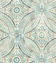 Dining Room upholstery idea  Kelly Ripa Upholstery Fabric-Blissfullness Spa