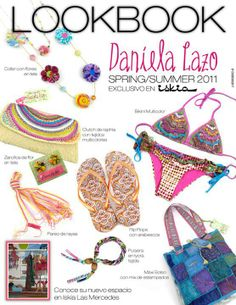 Daniela Lazo Look book.