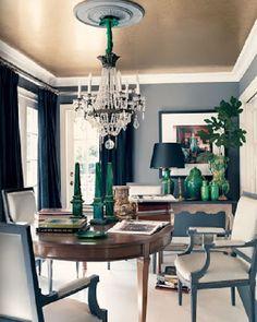 Designer in Charlotte - Interior Decorator - Laura Casey Interiors