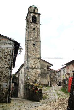 CASTELLO DI MALGRATE (Toscana) - by Guido Tosatto