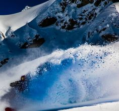 In this moment the entire world can get fucked, possibly with the exception of the people above me who could dig me out of an avalanche if it happened! #snowboard #backcountry #NZ #powder