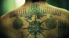 Avoir des pouvoirs magiques tatoués sur sa peau, ça vous dit?  C'est en tout cas la promesse des tatouages sacrés bouddhistes que j'ai rapidement évoqués diman(...)