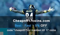 cheapnfl17coins.com  with 5% off