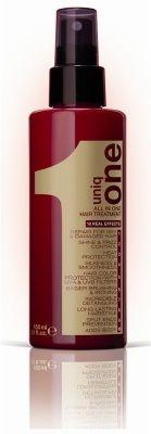 Uniq ONE All in One Treatment  (Herstelt droog en beschadigd haar, Geeft glans en beheerst pluis, Beschermt tegen hitte, Geeft zachtheid en gladheid, Ontwart je haar, Voorkomt gespleten haarpunten)