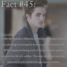 #Twilight Facts #45