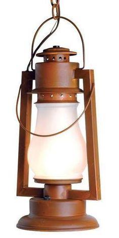 Pioneer Med Lg Ext Hanging Lantern