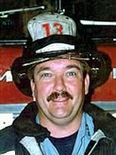 Capt. Walter Hynes, 46,leader of Ladder 13 FDNY residence: Belle Harbor, Queens NY; @the #WTC  He was a family man,as well as a jack-of-all-trades.In addition to his job,he was also a practicing attorney,and the co-owner of a restaurant in RockawayBeach.In his earlier years,he had worked as a firefighter in Brownsville,Brooklyn,and put himself through law school at St. John's University at night.  He was the person his extended family relied on for everything. #911 #september11th#project2996