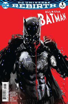 All-Star Batman #1 variant by Jock