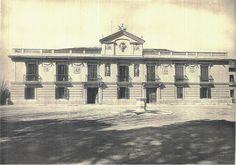 HISTORIA E HISTORIAS: EL PALACIO DE LA MONCLOA