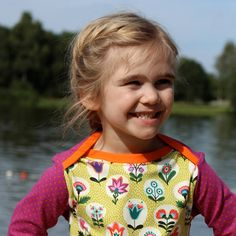 Our ELIAS pattern is a fitted shirt that features an envelope neckline, a waistband, and includes options for short sleeves, long sleeves with a cuff, or layere Ribbed Fabric, Woven Fabric, Sewing Patterns Girls, Cute Pattern, Fabric Online, Beautiful Patterns, Envelope, Short Sleeves, Neckline