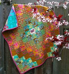 Disco Soiree Quilt by Mama Roux on Flickr.