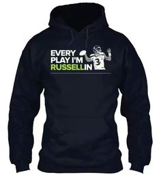 Seahawks hoodie- I so what this!!
