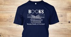 Discover Funny Book Nerd Book Reader's World T-Shirt, a custom product made just for you by Teespring. With world-class production and customer support, your satisfaction is guaranteed. - Funny Book Nerd Shirt T-Shirt T Shirt Tee...