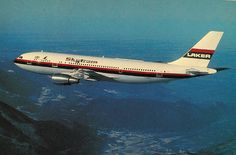 September 3, 1970: Air France places the first orders for the Airbus A300.