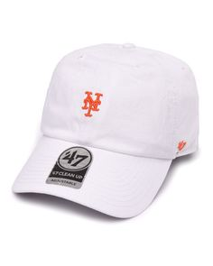 new concept 2d8dc 92b52 Find New York Mets Abate 47 Clean Up Strapback Cap Men s Hats from  47    more at DrJays. on Drjays.com