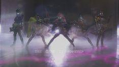Kamen Rider Ex Aid, Kamen Rider Series, Hero