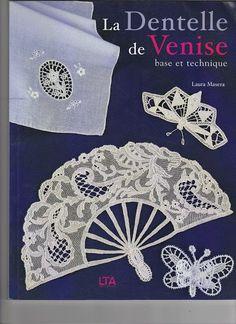 LA DENTELLE DE VENISE (encaje de aguja) - Mª Carmen Ocaña - Picasa Web Album