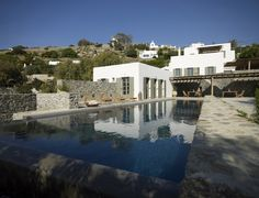 RESIDENTIAL COMPLEX IN MYKONOS 1/ZOUMBOULAKIS ARCHITECTS – casalibrary