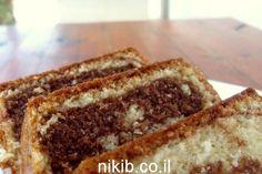 עוגת קוקוס בנגיעות שוקולד / צילום : ניקי ב