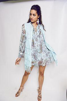 Elegant, Fashion Show, Kimono Top, Fashion Styles, Classy, Chic
