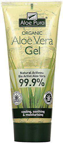 Aloe Pura Aloe Vera Gel - 200ml Aloe Pura http://www.amazon.fr entre 4.30e et 10€       Made with 100% organic Aloe Vera with a selection of natural extracts all chosen for their beneficial properties.     Produced from pure Aloe Vera inner gel     capturing the maximum nutritional activity of the Aloe Vera Barbadensis Plant.     The Aloe Vera used on the Aloe Pura range has the international Aloe Science Council Seal of approval for quality and purity.     100% organic Aloe vera