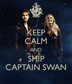 I won't be able to keep calm much longer if they keep hinting that my ship will sail...