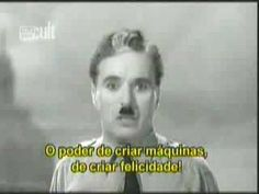 The great dictator - just wonderful