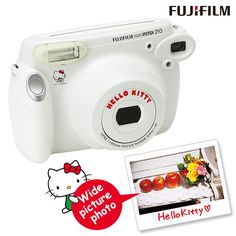 Hello Kitty Fuji Instax Camera