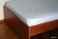 Fitted sheet  -Nouli's place- Mattress, Bed, Places, Furniture, Home Decor, Lugares, Stream Bed, Mattresses, Interior Design