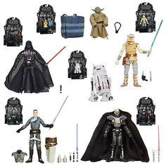 Star Wars Black Series 3 3/4-Inch Action Figures Wave 6 Case