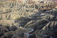 California Image - Borrego Badlands, California - Lonely Planet