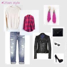 Outfit per uno stile urban di lalberodelleperline
