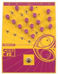Snazzy FX Tracer City Resonant Filter Pedal