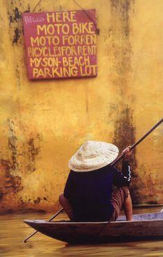 Vieux quartier Hoi An - Vietnam. www.exoland-travel.com