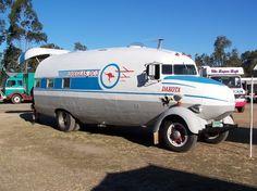 DC-3 Fuselage Motorhome - Nice.