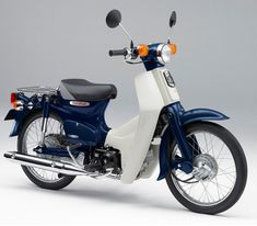 To know more about HONDA Super Cub, visit Sumally, a social network that gathers together all the wanted things in the world! Featuring over other HONDA items too! Vintage Honda Motorcycles, Honda Bikes, Custom Motorcycles, C90 Honda, Electric Tricycle, Honda Motors, Harley Bobber, Biker Quotes, Custom Bobber
